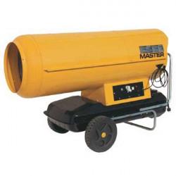 Generator de aer cald cu ardere directa pe motorina 65 Kw  B 230 Master