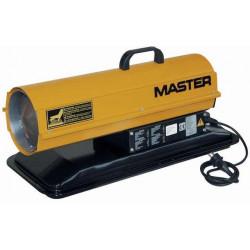 Generator de aer cald cu ardere directa pe motorina 10 Kw  B 35 CED Master