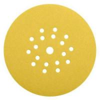 Disc abraziv perforat 225 mm G120 BOSCH 2608621036