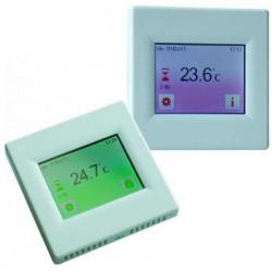 Termostat digital programabil cu senzor de pardoseala TFT FENIX