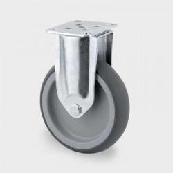 Roata fixa din polipropilena 125 mm - 100 kg TENTE 2478PJO125P50