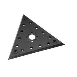 Suport perforat triunghiular FLEX 354988