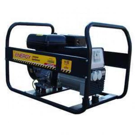Generator portabil de curent monofazat ENERGY 6500 M