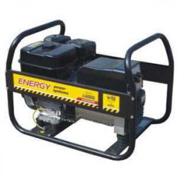 Generator portabil de sudura ENERGY 200 WM