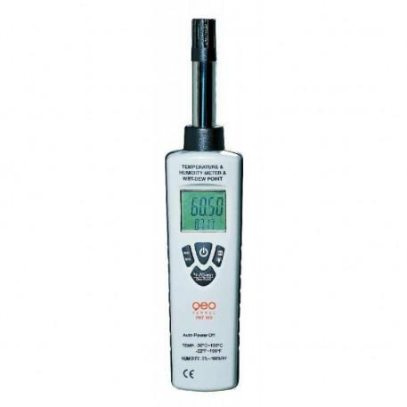 Aparat pentru masurare umiditate si temperatura FHT 100 Geo-Fennel