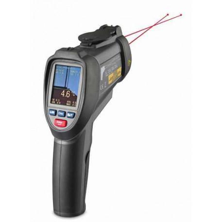 Termometru cu infrarosu cu 2 fascicule laser tip FIRT 1000 DataVision