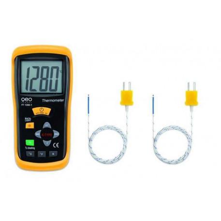 Termometru profesional Tip K model FT 1300-2 Geo-Fennel