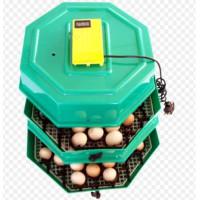 CLEO 5x2 DT Incubator etajat cu dispozitiv de intoarcere oua - 82 oua gaina, 148 oua prepelita