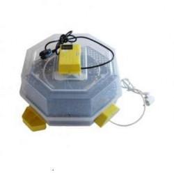CLEO 5DTH AUTOMAT Incubator cu dispozitiv de intoarcere oua automat 41 oua gaina - 74 oua prepelita