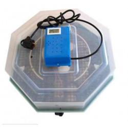 CLEO 5DTH Incubator electric cu dispozitiv de intoarcere 41 oua gaina - 74 oua prepelita