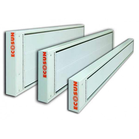 Panou radiant industrial 2400 W ECOSUN S+ 24