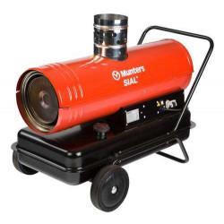 Generator de aer cald cu ardere indirecta pe motorina 15 Kw GRY-I 15 Munters SIAL