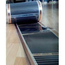 Folie incalzire pardoseala 25cm 220W/mp KH 3025 Korea Heating