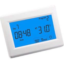 Termostat digital programabil de pardoseala TR8200 Touchscreen 4,3