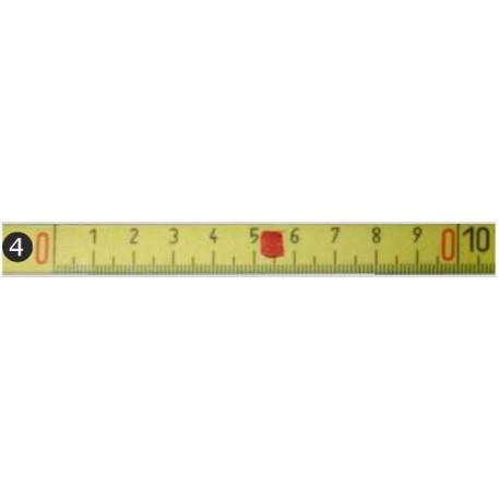 Ruleta autocolanta 20 m Tip X192