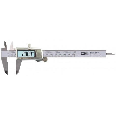 Subler Digital 150mm cu display mare Hedu Art Nr. A402