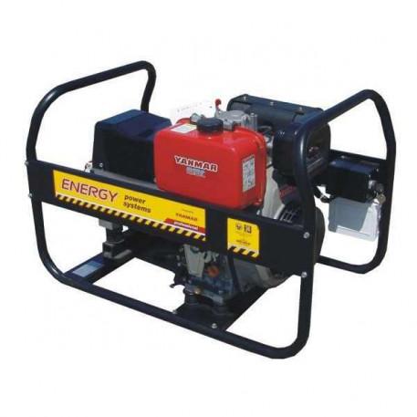 Generator diesel de curent monofazat ENERGY 6500 MD