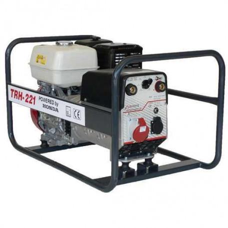 Generator portabil de sudura TRH-221 TRESZ
