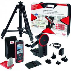 Telemetru cu laser Leica DISTO S910 SET