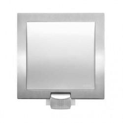 Lampa de exterior cu senzor de miscare - Aplica de perete L 20 S (inox) Steinel