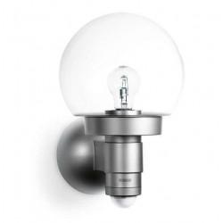 Lampa de exterior cu senzor de miscare - Aplica de perete L115 (argintiu) Steinel