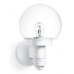 Lampa de exterior cu senzor de miscare - Aplica de perete L115 S (alb) Steinel