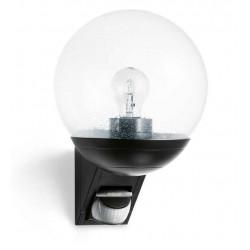 Lampa de exterior cu senzor se miscare - Aplica de perete L585 S (negru)