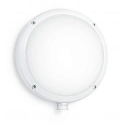 Lampa Steinel cu senzor de miscare infrarosu L330 S (alb)