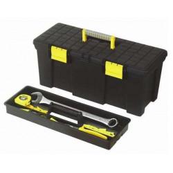 Cutie pentru unelte cu capac plat si tava STANLEY 1-92-767