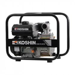 Motopompa apa semimurdara STV-50X KOSHIN Japonia
