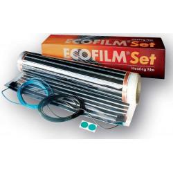 Film flexibil incalzire pardoseala 100 cm 130 W/mp ECOFILM