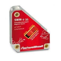 Echer cu magnet pentru sudura in unghi SWM-2 35