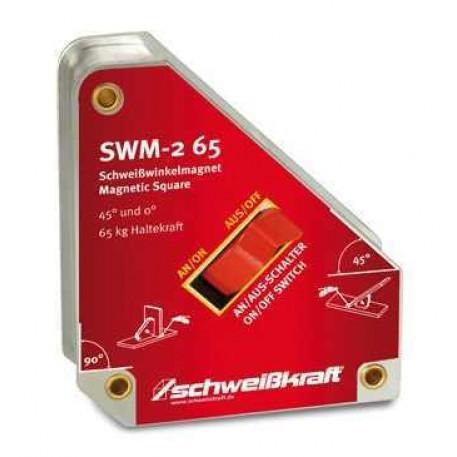 Echer cu magnet pentru sudura in unghi SWM-2 65