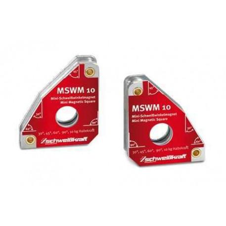 Echer cu magnet permanent pentru sudura in unghi MSWM 10