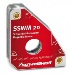 Echer cu magnet permanent pentru sudura in unghi SSWM 20