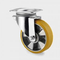 Roata pivotanta din aluminiu 160 mm - 350 kg TENTE 3470ITP160P63
