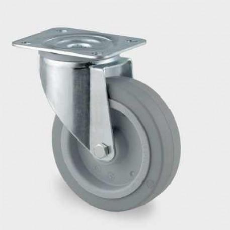 Roata pivotanta din poliamida 100 mm - 160 kg TENTE 3470UFR100P62