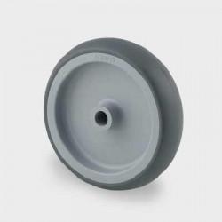 Roata din polipropilena 100 mm - 80 kg TENTE PJO100x32-Ø12