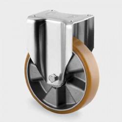 Roata fixa din aluminiu 125 mm - 500 kg TENTE 4688ITP125P63 Flat