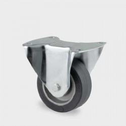 Roata fixa din aluminiu 100 mm - 200 kg TENTE 3478IEP100P62