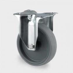 Roata fixa din poliamida 100 mm - 150 kg TENTE 3478UAR100P62 grey