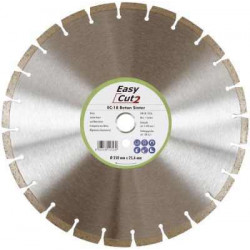 Disc diamantat pentru beton 350 mm Easy Cut CEDIMA