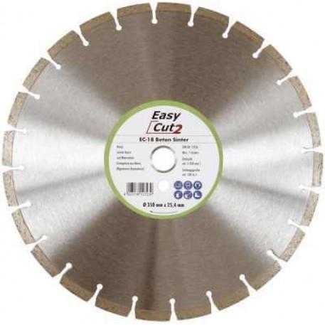 Disc diamantat pentru beton 500 mm Easy Cut CEDIMA