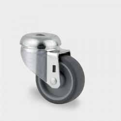 Roata pivotanta poliuretan 50 mm - 40 kg TENTE 2470PJI050P30-11