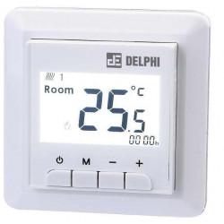Termostat digital programabil cu senzor de pardoseala DEL9000