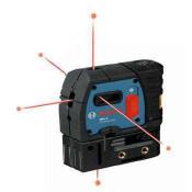 Nivela laser cu puncte (9)