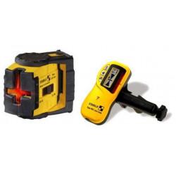 Nivela laser cu linii Stabila LAX 200 + REC 210