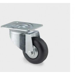 Roata din poliamida pivotanta 80 mm - 100 kg TENTE 3470UVH080P62