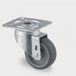 Roata pivotanta poliuretan 50 mm - 40 kg TENTE 2470PJI050P40